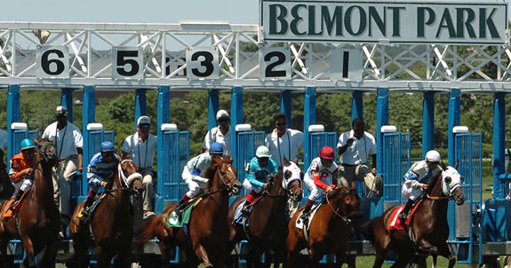 Belmont Park Pick 6 248 140 Carryover For Wednesday Card