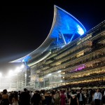 An international field of 13 line up Saturday in the Group  $10 million Dubai World Cup. (Photo Meydan Race Course)