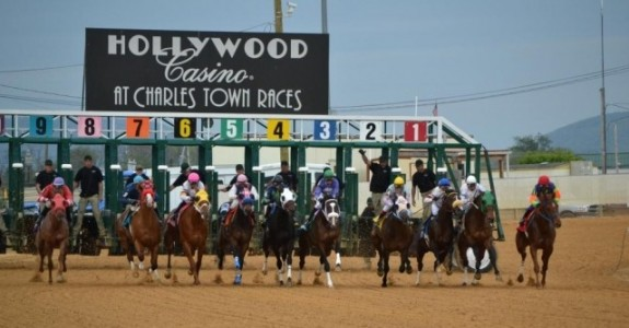 Shared Belief headlines Saturday's $1.5 million Charles Town Classic (Photo: Charles Town Races & Slots)
