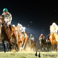 Churchill Downs Opening Night is under the lights on Saturday (Photo: Churchill Downs)