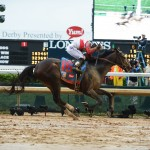 Orb wins the 139th running of the Kentucky Derby (photo credit: Churchill Downs)