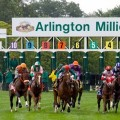 The Arlington Million and Beverly D. top the stakes action at Arlington Park on Saturday. (photo credit: arlingtonpark.com)