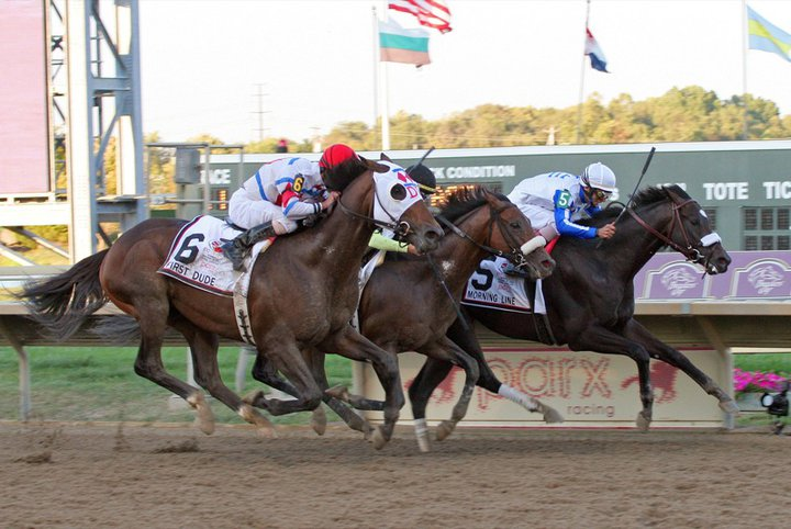 Pennsylvania Derby at Parx Features Travers Rematch