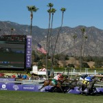 Breeders' Cup Saturday features nine Grade 1 races at Santa Anita (Photo credit: Breeders' Cup Ltd.)