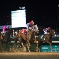 "It's ""Downs After Dark"" at Churchill Downs Saturday night featuring five stakes. (Photo credit: Churchill Downs)"