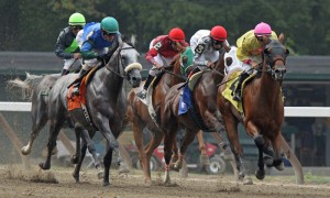 Five Grade 1 races including the Met Mile support today's Belmont Stakes on a 13-race card.  © Wingbeats551 | Dreamstime.com
