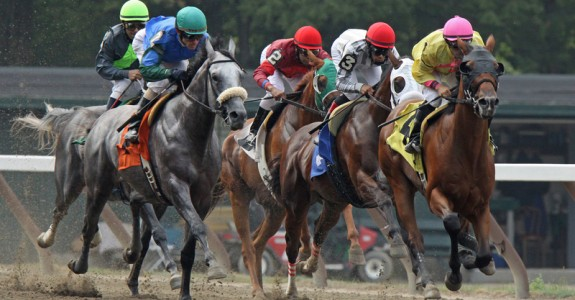 Four stakes including the $600,000 Jim Dandy are on tap on Saturday at the Spa. © Wingbeats551 | Dreamstime.com