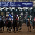 77 races make up the 2016 Breeders' Cup Challenge Series.  (Photo credit: Breeders' Cup Ltd.).