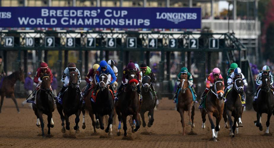 2016 Breeders Cup Challenge Series Schedule Features 77