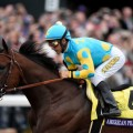 American Pharoah capped off his career with a victory in the Breeders' Cup Classic (Photo credit: Breeders' Cup Ltd.)