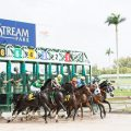 The Gulfstream Park championship meeting gets underway on Saturday with the 18th edition of the Claiming Crown (Photo credit: Gulfstream Park).