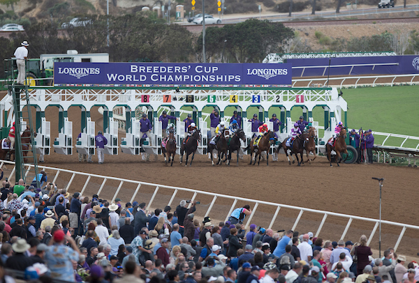 Breeders Cup Announces Future Sites Turfnsport Com