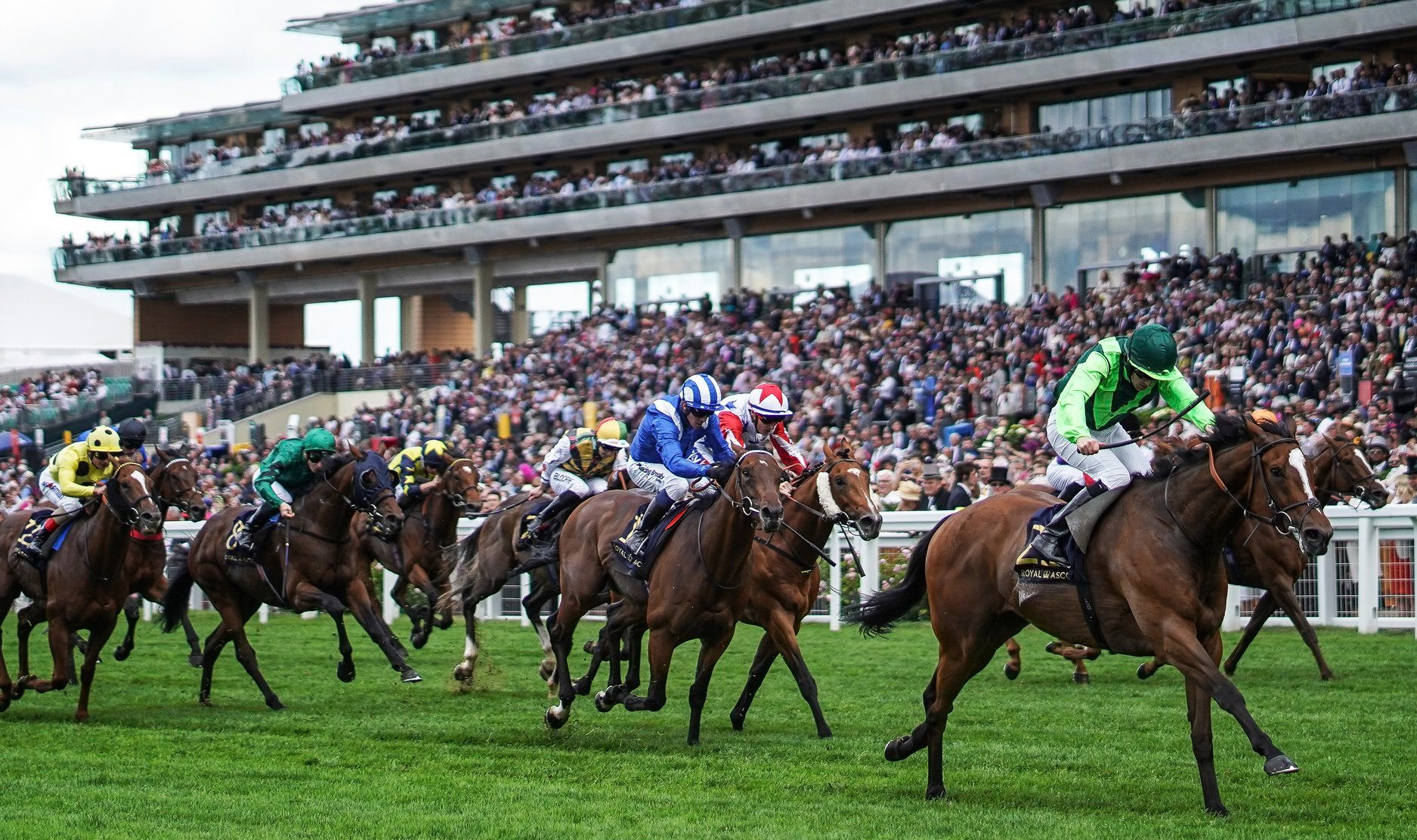 Four Breeders Cup Challenge Races At Royal Ascot